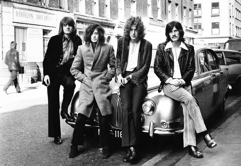 Led Zeppelin Complete Expert Studio Album By Album Guide Rolling