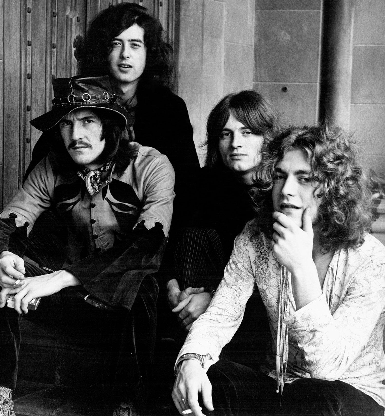 df44725e Led Zeppelin III': How Band Embraced Trippy Folk Side – Rolling Stone