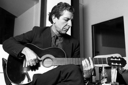 Readers Poll 10 Best Leonard Cohen Albums Rolling Stone
