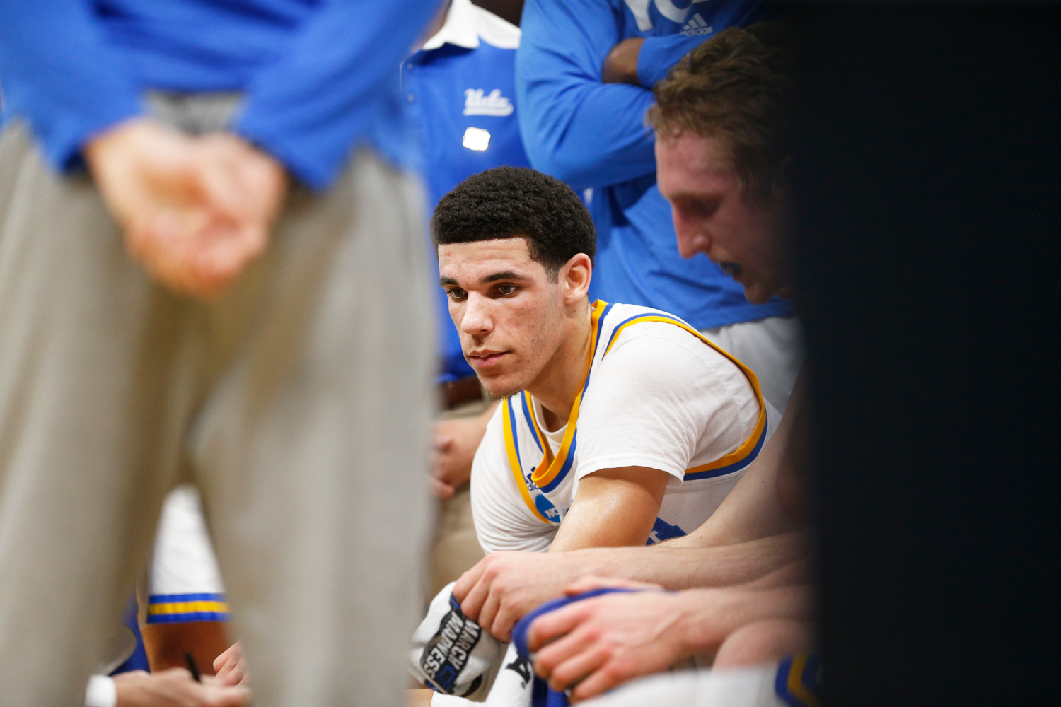 a6617b577 Lonzo Ball s Hollywood Dreams Could Come True in NBA Draft – Rolling ...