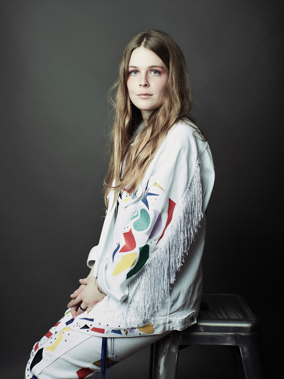 Maggie Rogers Interview Rolling Stone Pharrell