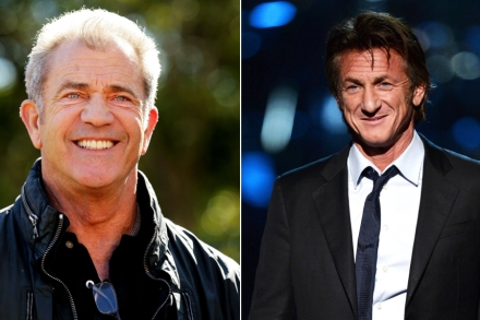 Mel Gibson, Sean Penn slated for 'Professor and the Madman