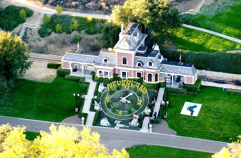 Michael Jackson's Neverland Ranch Selling for $67 Million ...