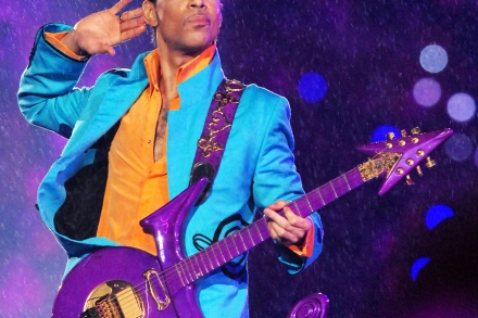 Minnesota Vikings Pay Tribute to Prince With Halftime Show