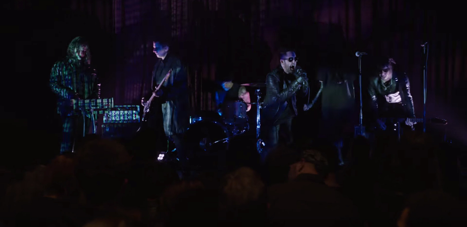 See Nine Inch Nails Play \'She\'s Gone Away\' on \'Twin Peaks\' – Rolling ...