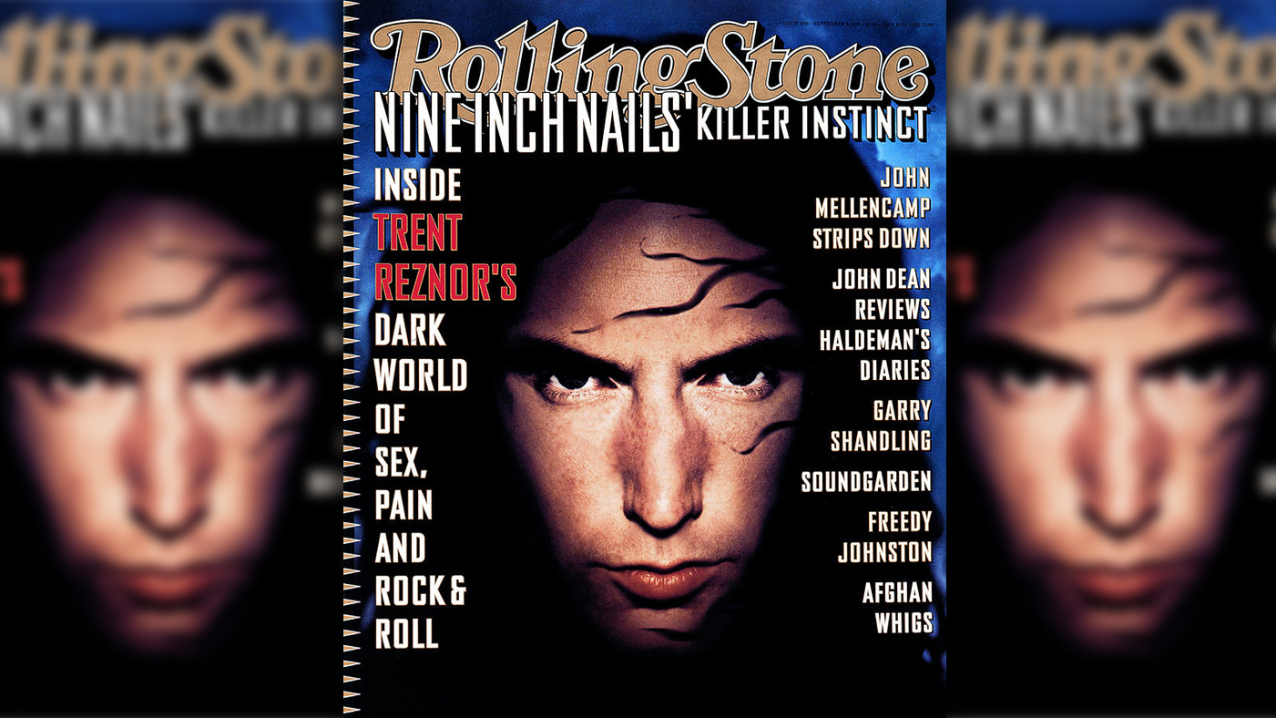 Rolling Stone Cover Story Features Nine Inch Nails Rolling Stone
