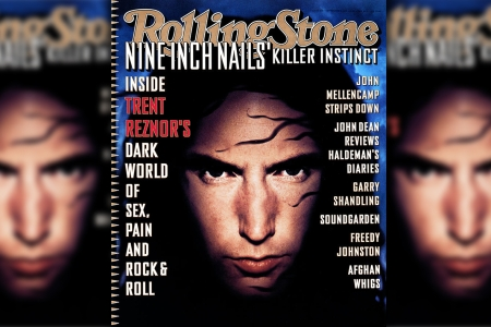 Rolling Stone Cover Story Features Nine Inch Nails Rolling