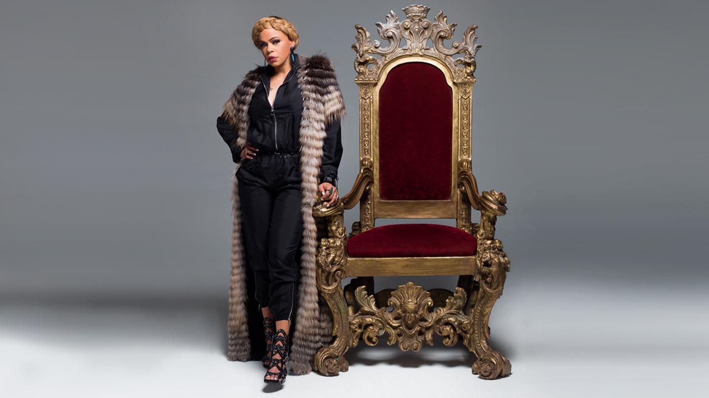 Inside Faith Evans Notorious B I G Tribute