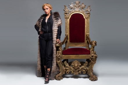 Faith Evans on Notorious B I G  Duets Album 'The King & I