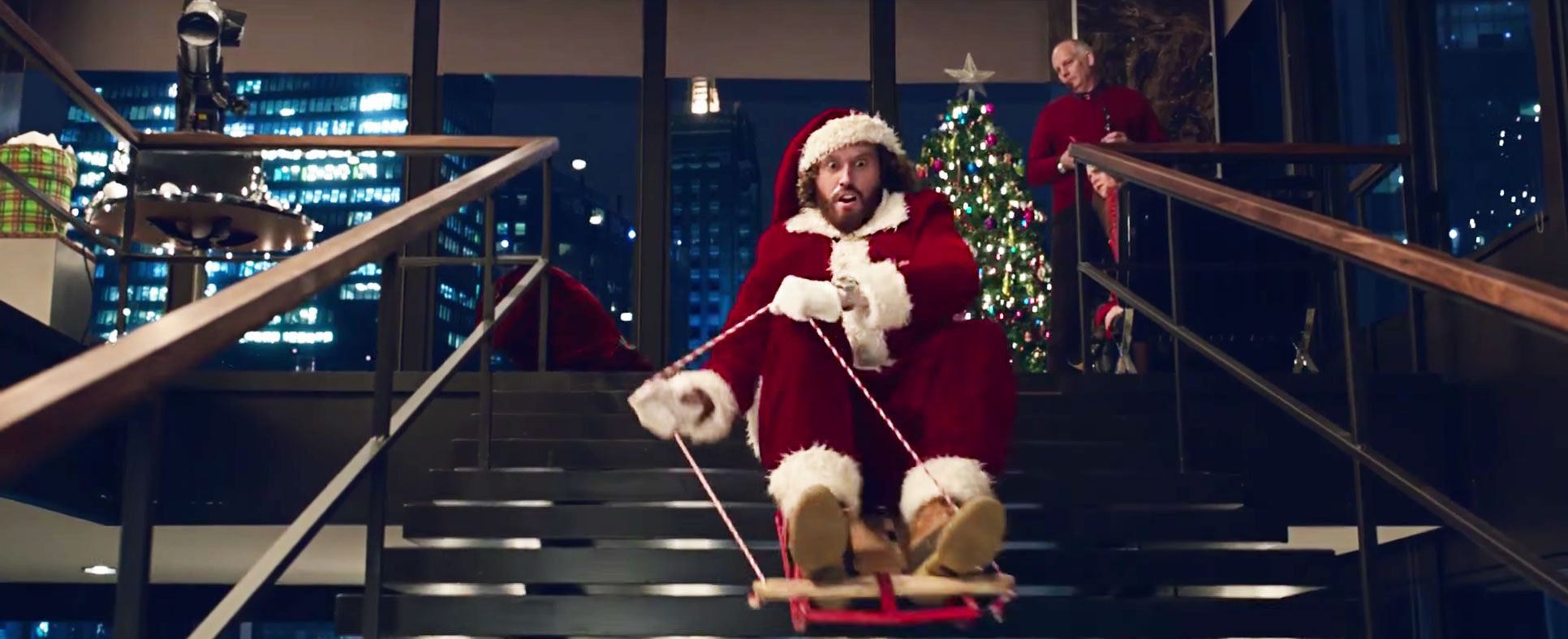 Watch Wild New Trailer For Office Christmas Party Rolling Stone