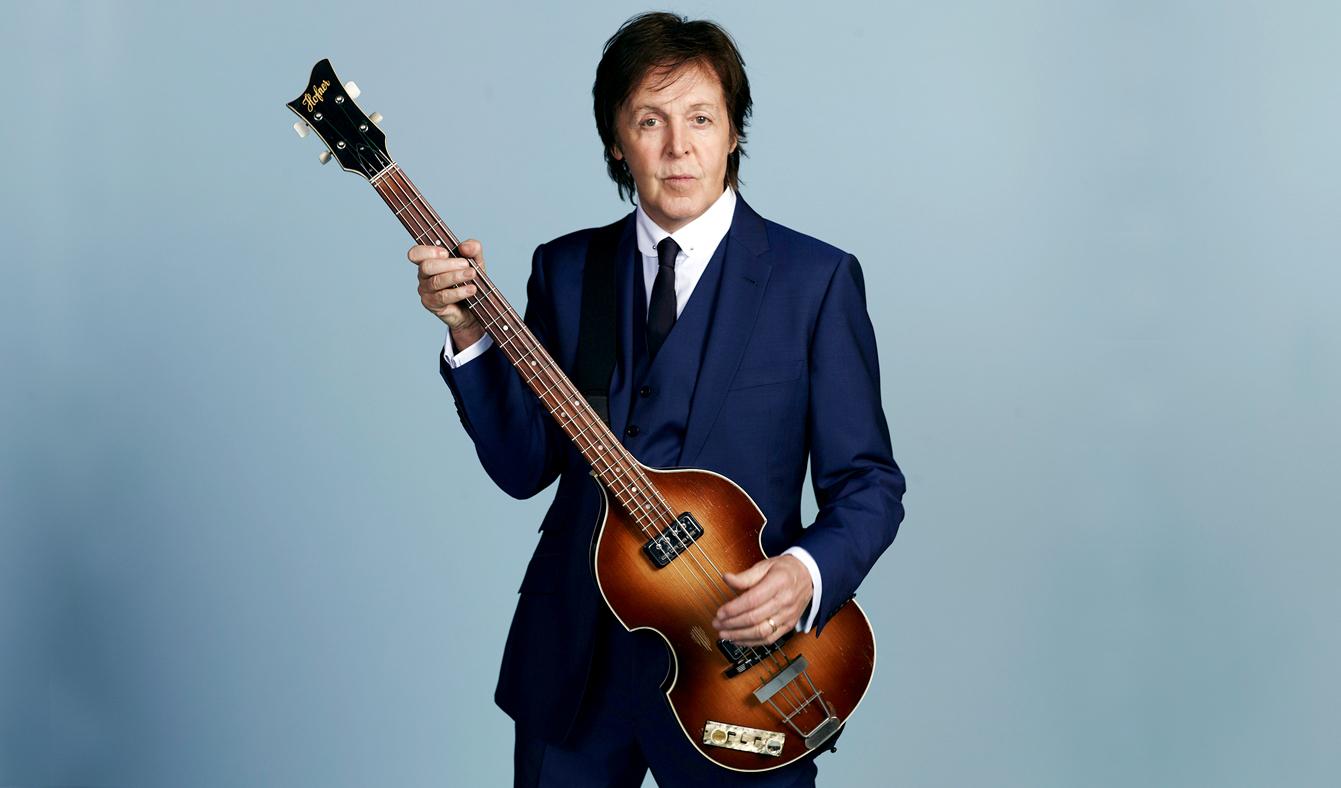 From RollingStone.com - Sir Paul McCartney