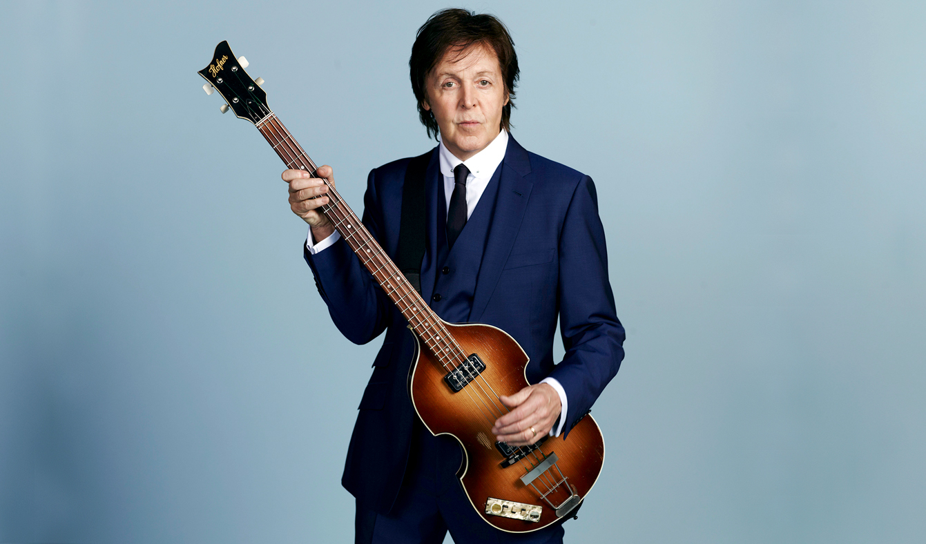 Paul McCartney On Touring Interview
