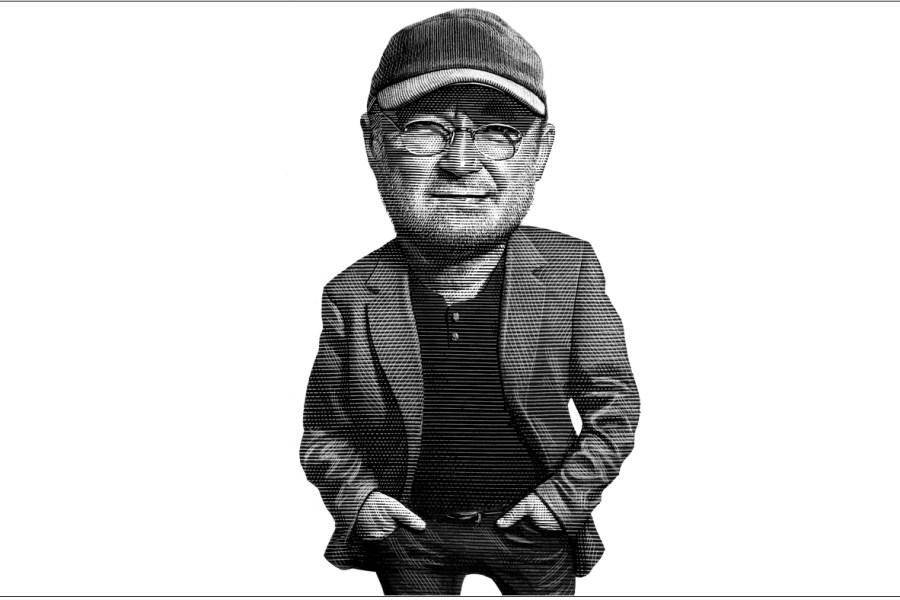 Phil Collins' Teenage Son Nic Talks Drumming for Dad