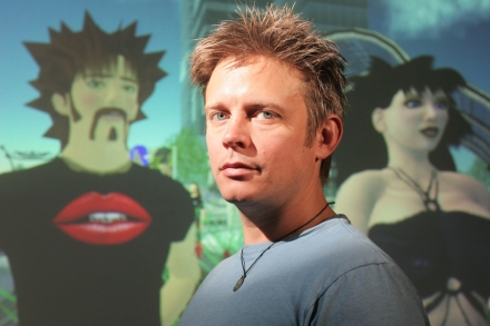 David Kushner: Inside Second Life With Creator Philip