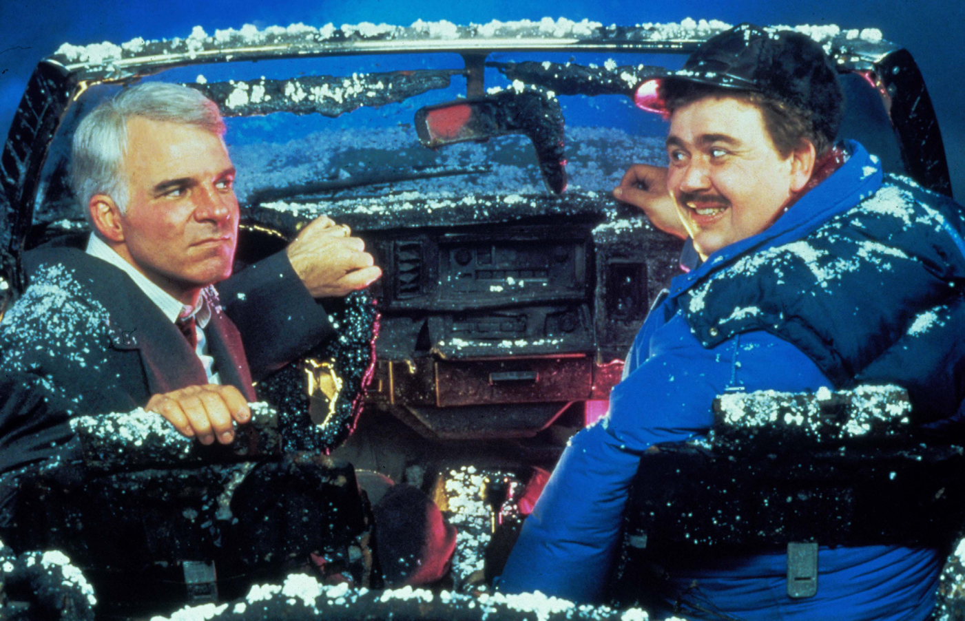 'Planes, Trains & Automobiles': Best Thanksgiving Movie