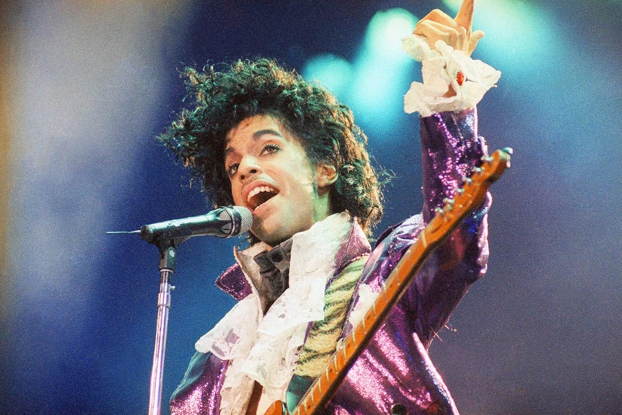 Prince 'Purple Rain' Tour