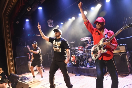 Hear Prophets of Rage Rework Beastie Boys on 'No Sleep Til Cleveland'