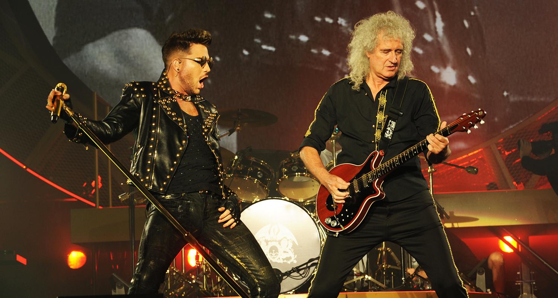 05982ce5010 Queen + Adam Lambert on Honoring Freddie Mercury s Legacy – Rolling ...