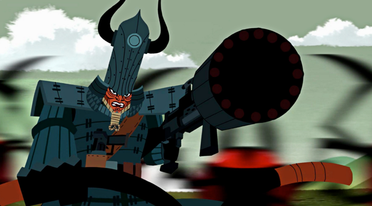 How Cult Toon Samurai Jack Finally Returned To Tv Rolling Stone