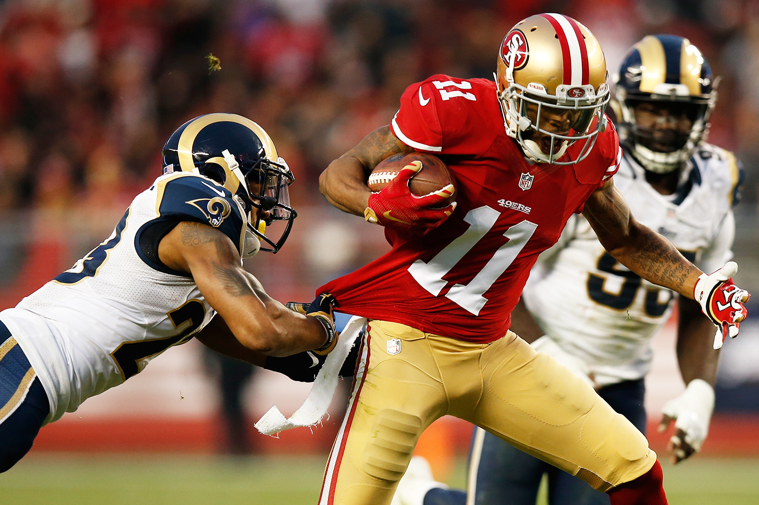 How San Francisco 49ers Became Worst Team in Football