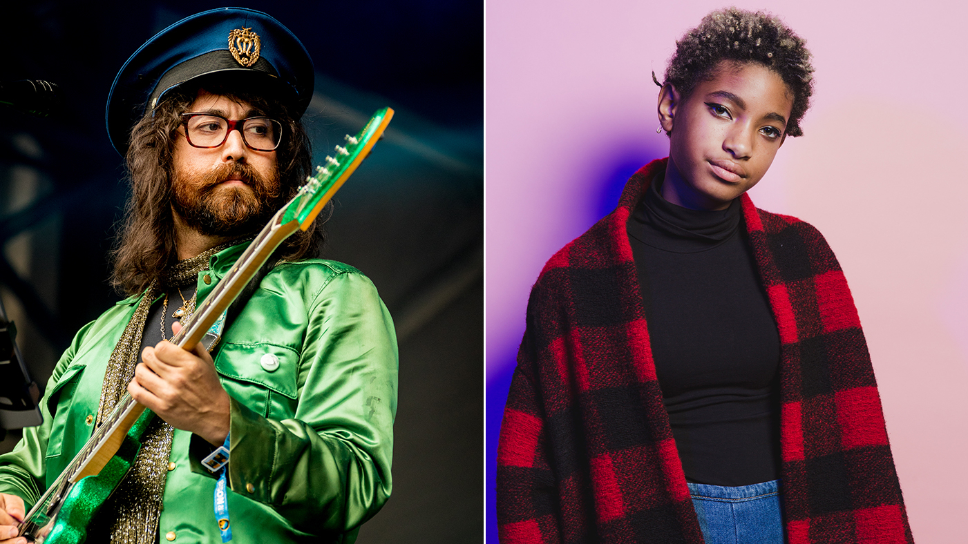 Hear Sean Lennon, Willow Smith's 'Bird Song,' Co-Written By Carrie Fisher