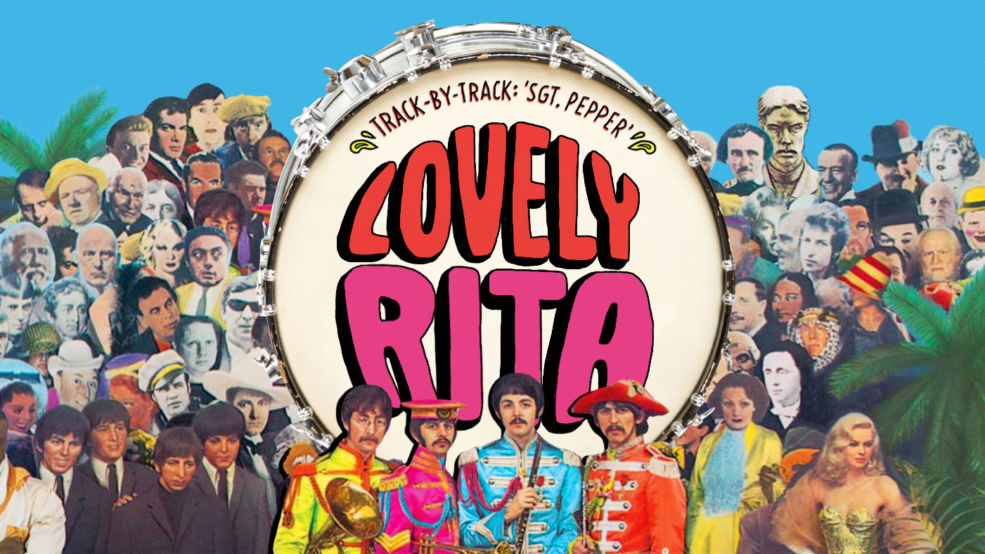 When Pink Floyd Visited The Beatles Lovely Rita Sessions