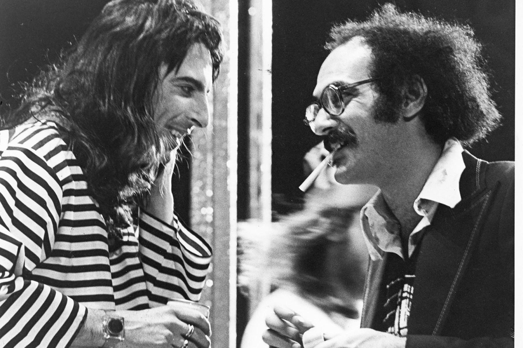Shep Gordon Talks Alice Cooper Bond, New Memoir - Rolling Stone