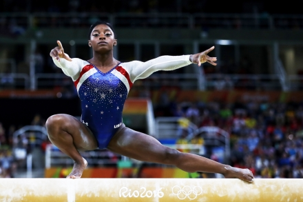 Simone Biles Talks About Her ADHD After Russian Hacking
