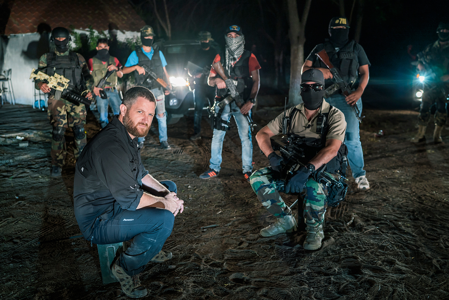 Behind The Scenes Of Mexico S Sinaloa Cartel Rolling Stone