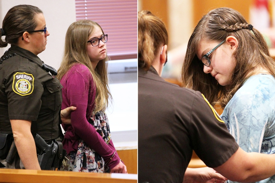 Slender Man: Geyser's Mom Begs Court to Toss Confession
