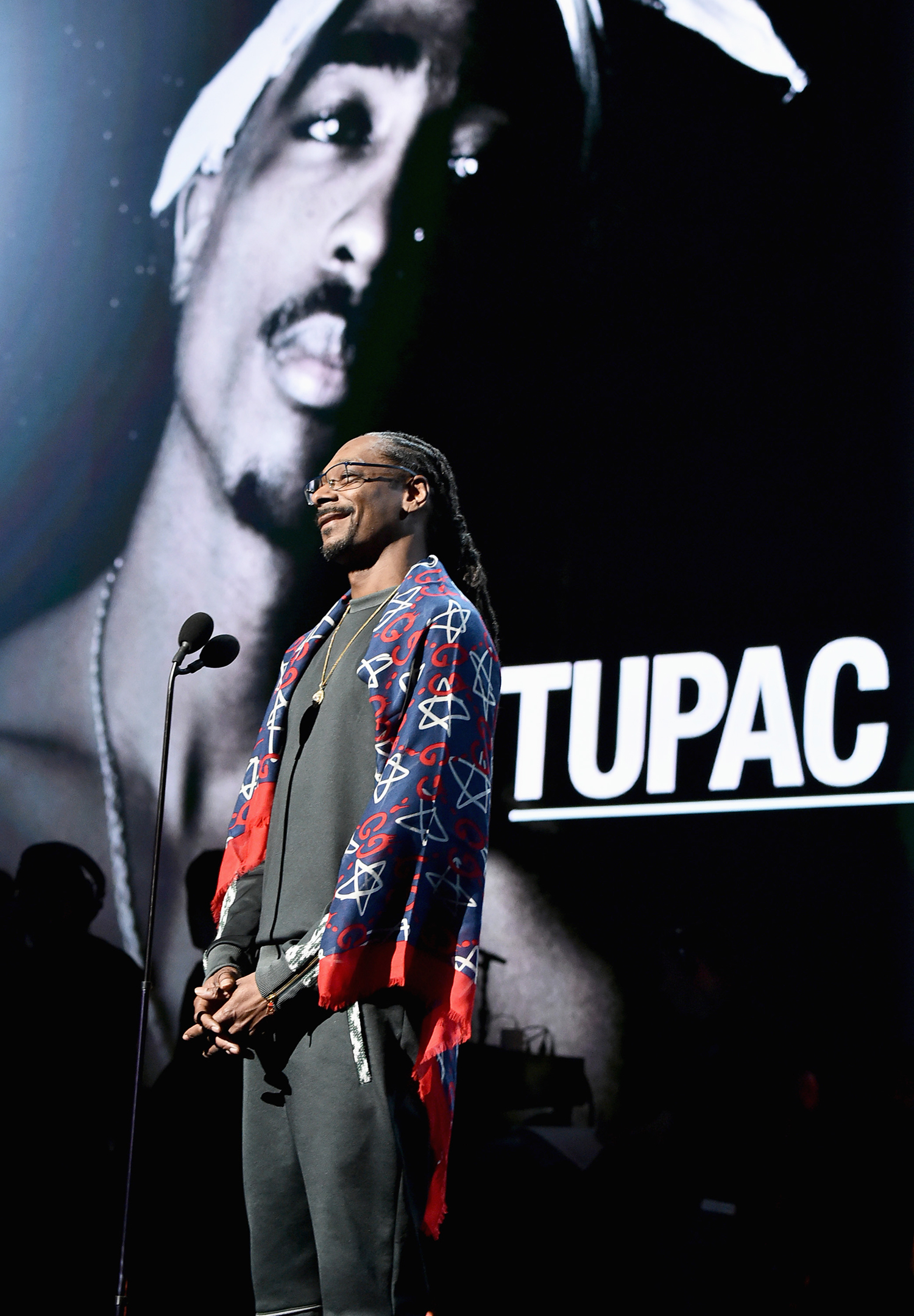 Watch Snoop Dogg's Emotional Rock Hall Speech Inducting