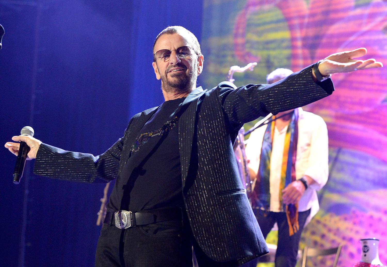 Ringo Starr Announces New LP Give More Love