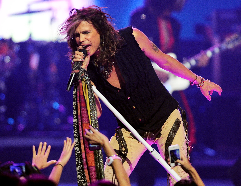 Review: Aerosmith's Steven Tyler Plays It Safe on Nashville Debut