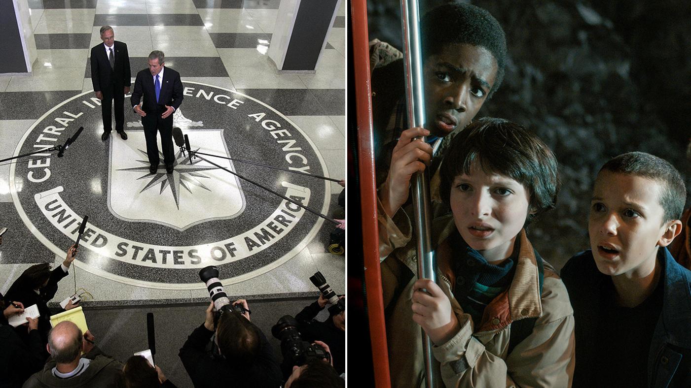 'Stranger Things': The Secret CIA Programs That Inspired Hit Series
