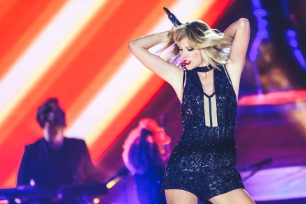 Taylor Swift Wows Austin Crowd at Only 2016 Concert