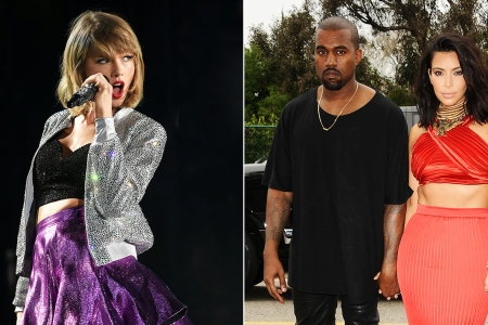 Can Taylor Swift Sue Kanye West Kim Kardashian Over Leaked Convo Rolling Stone