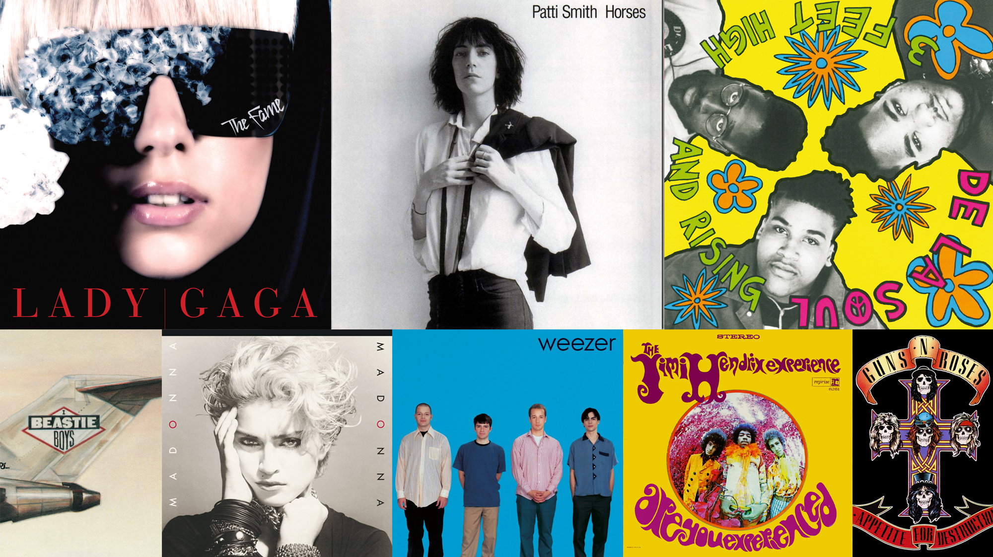 100 Best Debut Albums Of All Time Rolling Stone