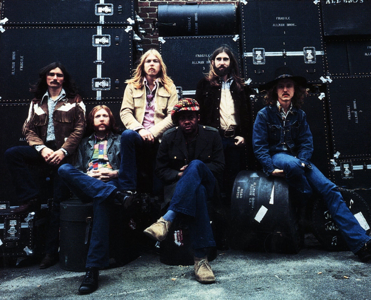 The Allman Brothers 1971