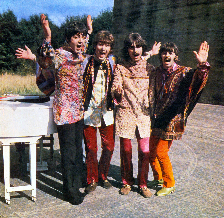 Beatles Prep Massive 'Sgt  Pepper' 50th Anniversary Reissue