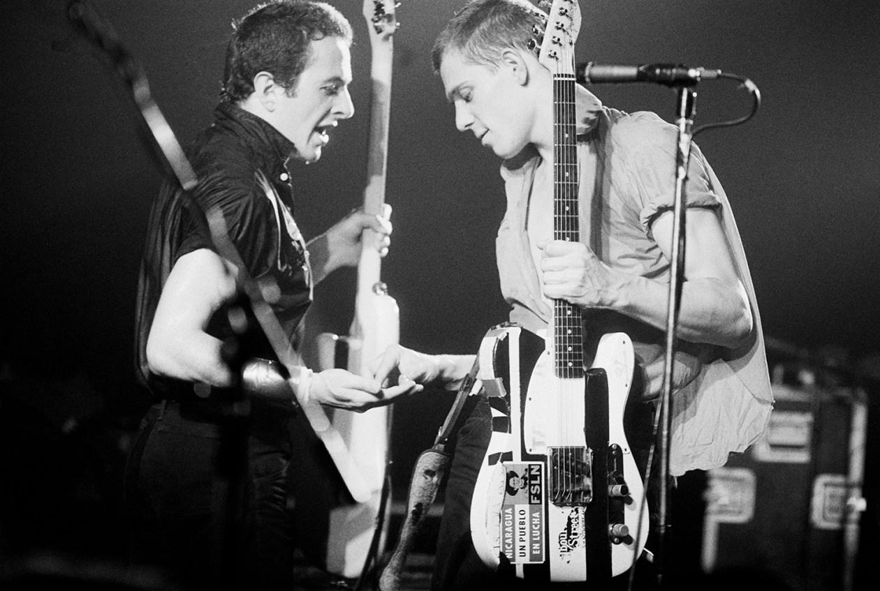 The Clash North American Tour