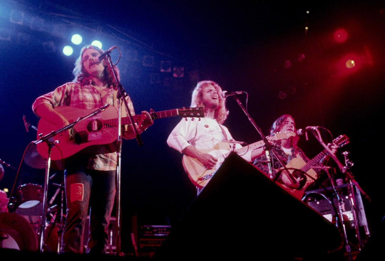 The Eagles U.S. Tour