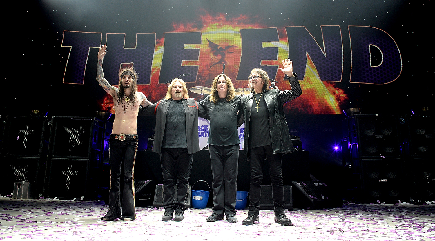 black sabbath document final concert with the end of the end film rolling stone. Black Bedroom Furniture Sets. Home Design Ideas
