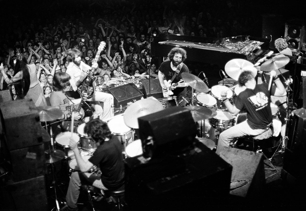 Grateful Dead North American Tour