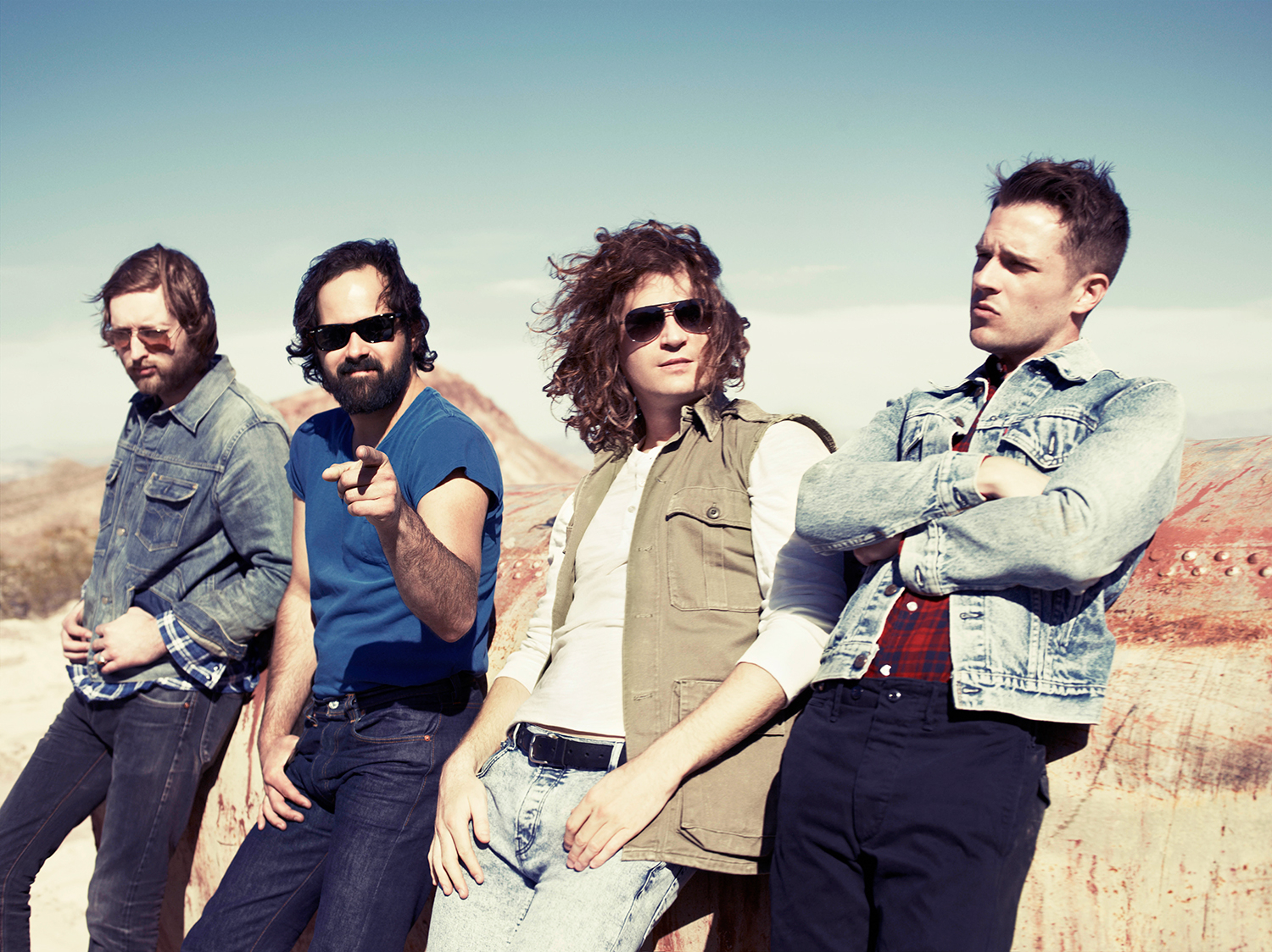 The Killers to Release New Christmas Charity Album – Rolling Stone