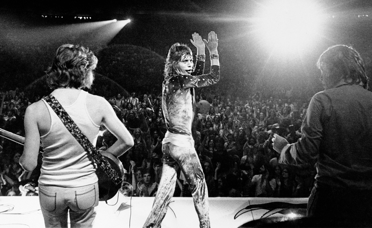 The Rolling Stones North American Tour