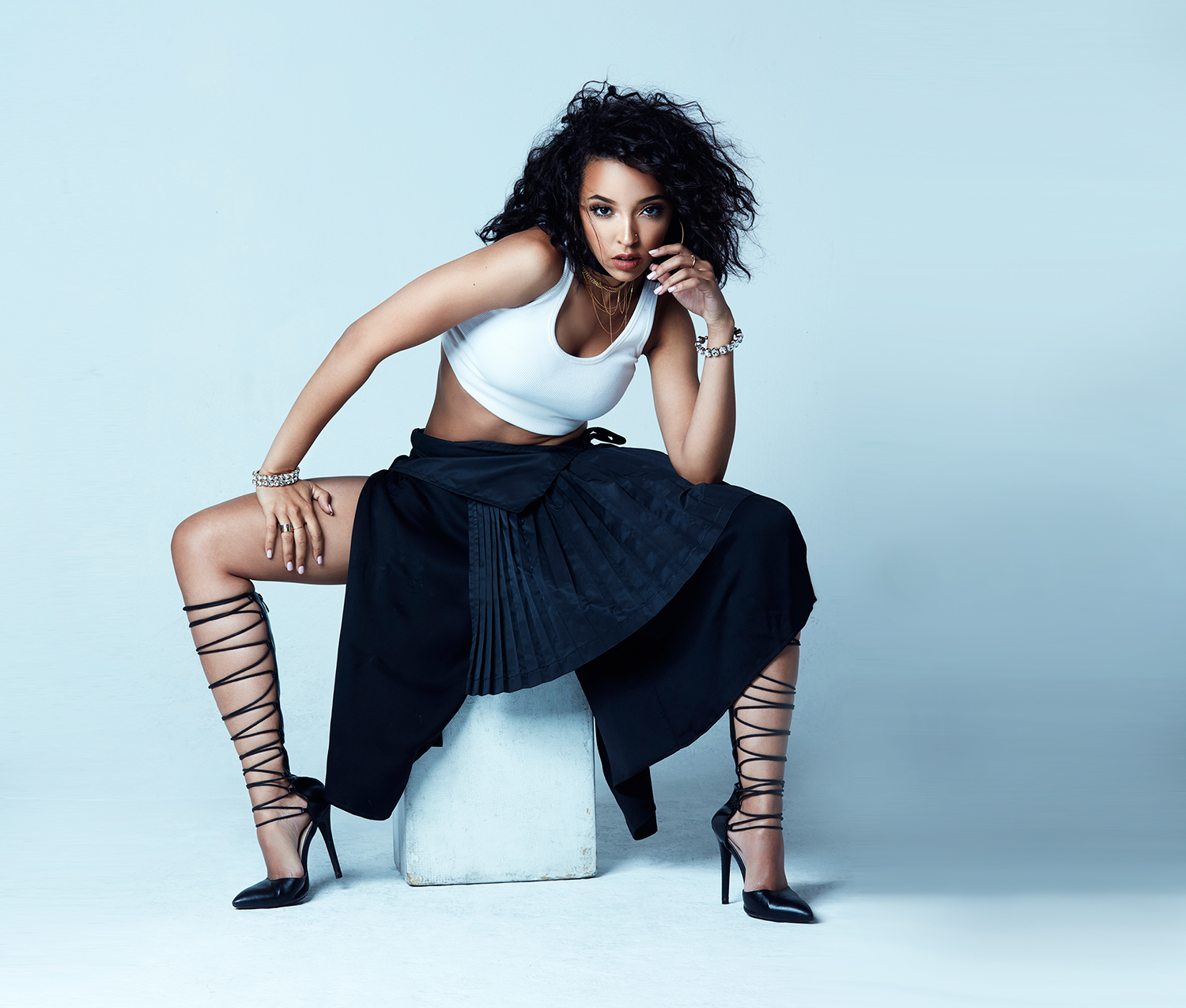 6b2590924cd3 Hear Tinashe's 15-Song New Project 'Nightride' – Rolling Stone
