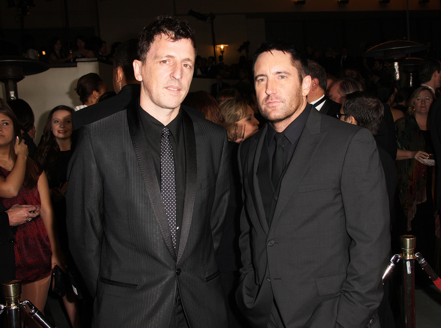 Trent Reznor Atticus Ross Working On New Nine Inch Nails