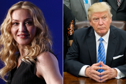 Donald Trump vs  Madonna: Everything We Know – Rolling Stone