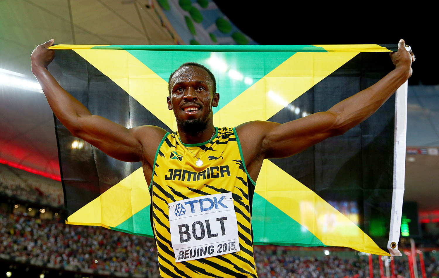 Usain Bolt: World's Fastest Man is Jamaica's Hero ... Famous Jamaican Athletes
