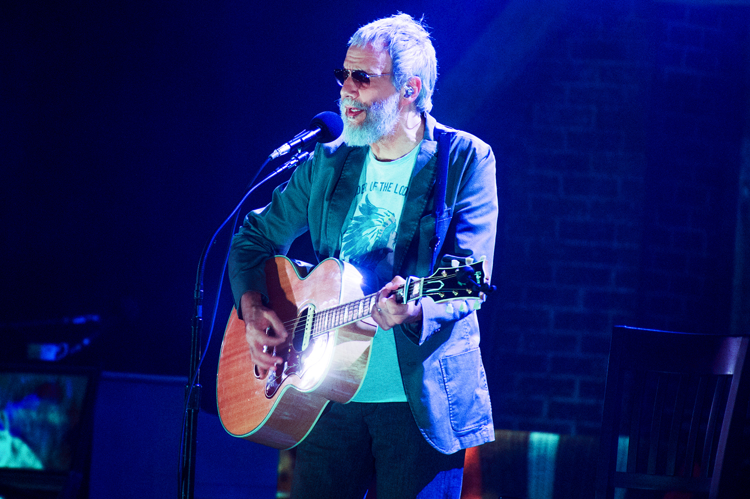 Yusuf Cat Stevens Revives Beloved Classics In Nyc Return Rolling